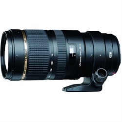 Tamron SP 70-200MM F/2.8 DI VC USD Telephoto Zoom Lens fo...