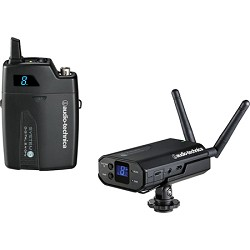 Audio-Technica ATW-1701 System 10 Camera-mount Digital Wi...