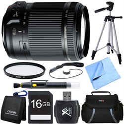 Tamron 18-200mm Di II VC All-In-One Zoom Lens for Canon M...