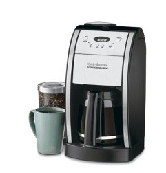 Cuisinart Brew Central 12-Cup Programmable Coffeemaker CUIDGB550BK