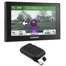 Garmin 010-01541-01 DriveAssist 50LMT GPS Navigator + Sof...