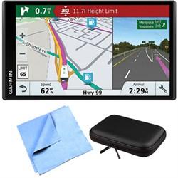 Garmin RV 770 NA LMT-S RV GPS Navigator for Camping Enthu...