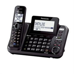 Click here for Panasonic 2-Line Phone with Answering Machine and... prices