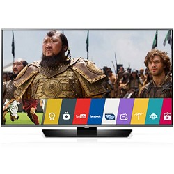 LG 43LF6300 - 43-Inch Full HD 1080p 120Hz LED Smart HDTV with Magic Remote