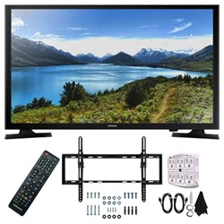 Samsung UN32J4000 32-Inch 720p LED TV (2015 Model) with W...