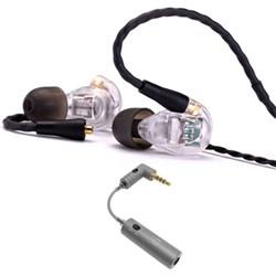 WESTONE UM Pro 30 High Performance In-ear Headphone Clear...