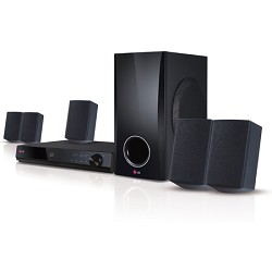 LG BH5140S 3D Capable 500W 5.1ch Blu-ray Disc Home Theater System LGBH5140S