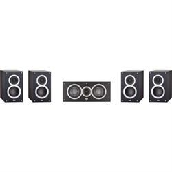ELAC Debut Series 5.0 Home Theater Speaker Package w/ 5 S...