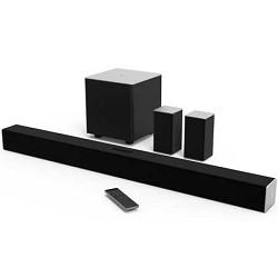 "Vizio 38"""" 5.1ch Bluetooth Sound Bar w/ Wireless Sub & Speakers"" VOSB3851C0"