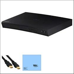 Samsung BD-J5700 - Wi-Fi Blu-ray Disc Player + Bundle E2SAMBDJ5700