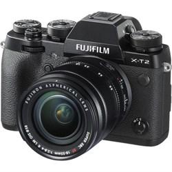 Fuji X-T2 24.3MP 4K Video OLED Viewfinder Mirrorless Digi...
