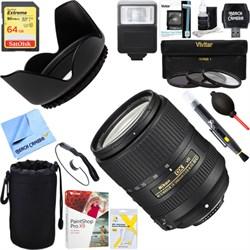 Nikon AF-S DX NIKKOR 18-300mm f/3.5-6.3G EDVR Lens New Re...