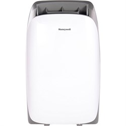 Honeywell HL14CESWG 14,000 BTU Portable Air Conditioner with Remote Control in White/Gray HNHL14CESWG