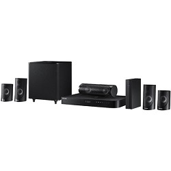 Samsung HT-J5500W - 5.1ch 1000-Watt 3D Smart Blu-ray Home...