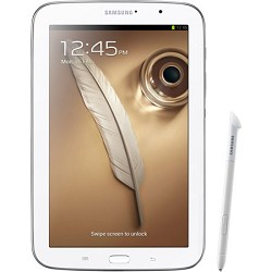 Samsung 8 Galaxy Note 8.0 16GB White Tablet with Android 4.1