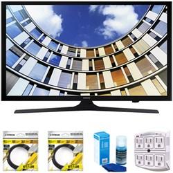 "Samsung Flat 43"" LED 1920x1080p 5 Series Smart TV 2017 Mo..."