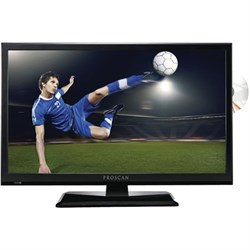 Proscan PLEDV2488A-E 24-Inch 720p 60Hz LED TV-DVD Combo