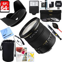 Sigma 17-50mm f/2.8 EX DC OS HSM FLD Zoom Lens For Canon ...