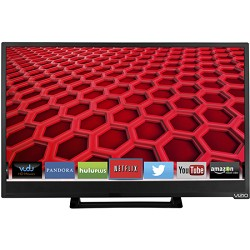 Vizio E241i-B1 - 24-Inch 1080p 60Hz Smart LED HDTV