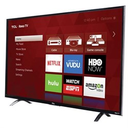 Click here for TCL 43 Premium 4K 120Hz Smart LED Backlit Roku TV... prices