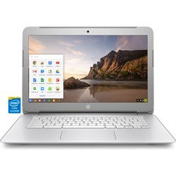 "HP 14-ak040nr 14.0"" HD Chromebook - Intel Celeron N2840 P..."