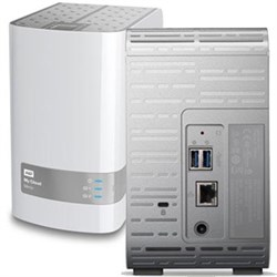 Click here for WD WDBWVZ0060JWT-NE WD MY CLOUD MIRROR (6 TB) 2-BA... prices