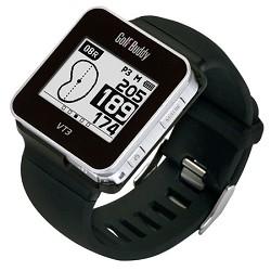 Golf Buddy GB8-VT3-14 Smart Golf Watch, Black, Small