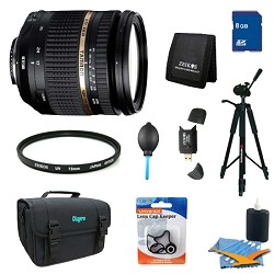 Tamron SP AF 17-50mm F/2 8 XR Di II VC LD Lens Pro Kit for Nikon AF