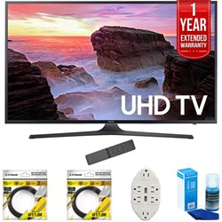 "Samsung 50"" 4K Ultra HD Smart LED TV 2017 Model with Exte..."