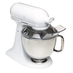 KitchenAid Artisan Series 5-Quart Tilt-Head Stand Mixer i...