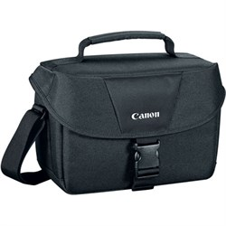 Canon EOS DSLR Camera and Gadget Shoulder Bag 100ES