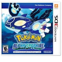 Nintendo Pokemon Alpha Sapphire 3DS CTRPECLE