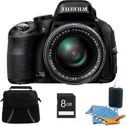 Fujifilm FinePix HS50EXR 8GB Digital Camera Kit