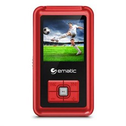 Click here for e-matic EM208VIDRD 1.5 MP3 VIDEO PLAYER RED prices