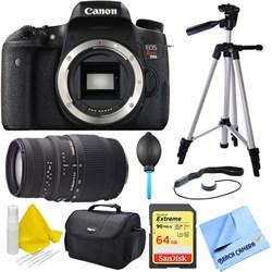 Canon EOS Rebel T6s Digital SLR Camera Body w/ 70-300mm T...