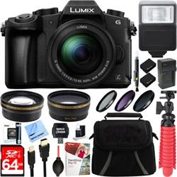 Panasonic LUMIX G85 4K Mirrorless Camera with 12-60mm Len...