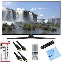 Samsung UN60J6300 - 60-Inch Full HD 1080p 120hz Slim Smart LED HDTV Hook-Up Bundle