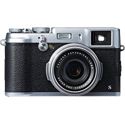 Fujifilm X100S 16MP Full HD 1080p Video Digital Camera - Silver