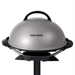 George Foreman Indoor/Outdoor Electric Grill - GFO240S APPGFO240S