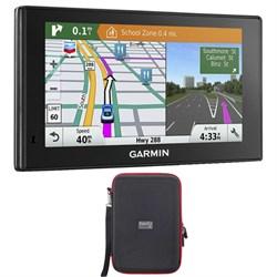 Garmin 010-01540-01 DriveSmart 60LMT GPS Navigator with G...