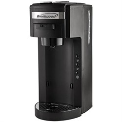 Brentwood K Cup Coffee Maker Black BRETS114