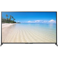 Sony 60-Inch 1080p 120Hz Smart 3D LED HDTV Motionflow XR 480 with Wifi - KDL60W850B