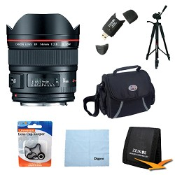 Canon 14mm F/2.8 II L USM Lens Exclusive Pro Kit