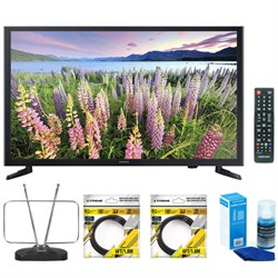 Samsung 32-Inch Full HD 1080p LED HDTV UN32J5003 with Acc...