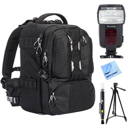 Tamrac ANVIL 17 Photo DSLR Camera and Laptop Backpack w/ ...