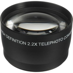 General Brand 55mm 2.2X High Definition Telephoto Lens GEN2X55