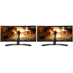 LG 29-Inch 21:9 UltraWide FHD (2560x1080) IPS Curved Dual...