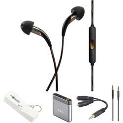Klipsch X12i In-Ear Headphones with Headphone Bundle