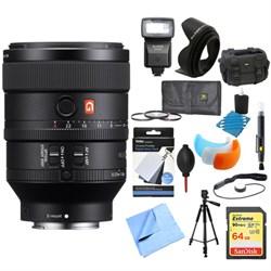 Sony FE 100mm F2.8 STF GM OSS Lens for Sony Cameras Ultim...