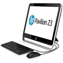 Hewlett Packard Pavilion 23-g116  23 Intel Pentium G3220T All-in-One Desktop Computer